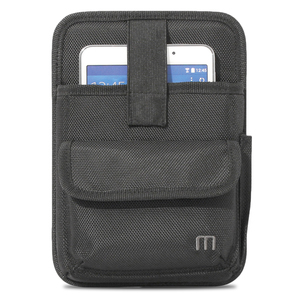 """Mobilis Holsters to carry safety 10""""es Tablets Pouch case Universal 25.4 cm (10"""") 200 g Black"""