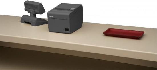 Vorschau: Epson TM T20II - POS-Drucker Farbig Thermotransferdruck - 203 dpi