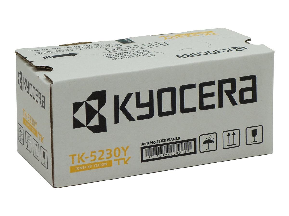 Kyocera TK 5230Y - Gelb - Original - Tonerpatrone