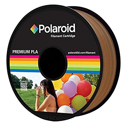 Polaroid Braun - 1 kg - PLA-Filament (3D)