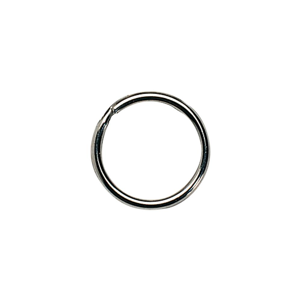 Rieffel 8050 FS/30 - Schlüsselanhänger - Edelstahl - Nickel-Stahl - Rund - 3 cm - 100 Stück(e)