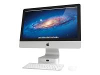 10044 27Zoll Weiß Flachbildschirm-Tischhalterung
