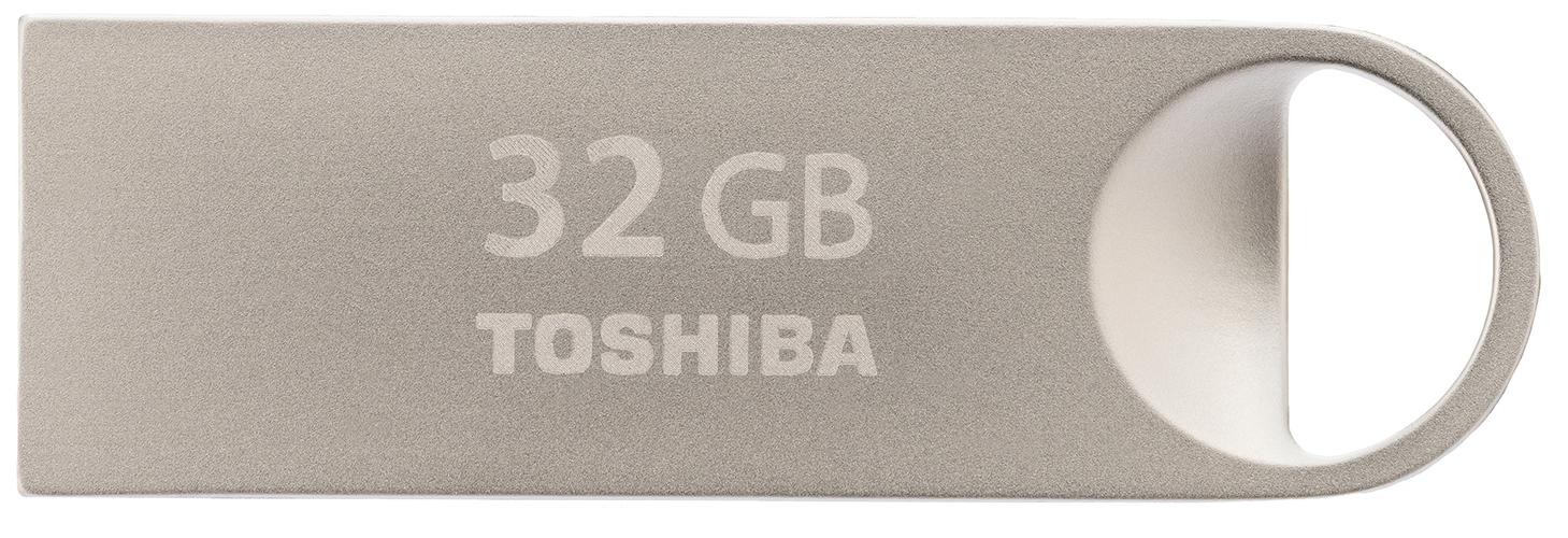 Toshiba TransMemory Mini-Metal - USB-Flash-Laufwerk - 32 GB