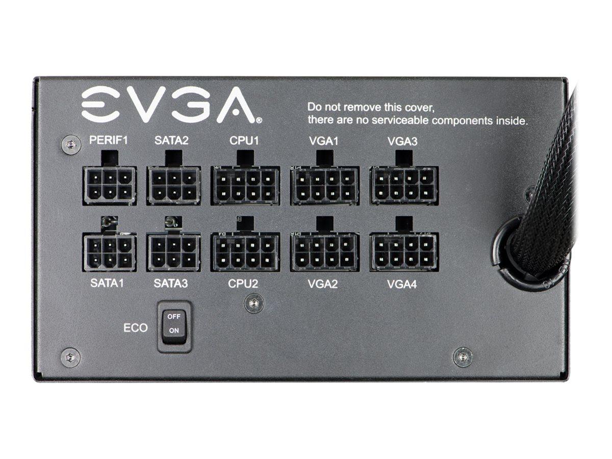 EVGA 850 GQ - Stromversorgung (intern) - ATX