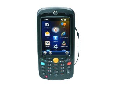 "Zebra MC55X - Datenerfassungsterminal - Win Embedded Handheld 6.5 Classic - 2 GB - 8.9 cm (3.5"")"