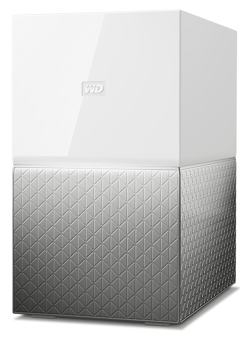 WD My Cloud Home Duo - 4 TB - Festplatte - Windows 10,Windows 7,Windows 8.1 - Mac OS X 10.10 Yosemite,Mac OS X 10.11 El Capitan,Mac OS X 10.12 Sierra - Android 4.4,Android 5.0,Android 5.1,Android 7.1,iOS 9.0,iOS 9.1,iOS 9.2,iOS 9.3 - 5 - 35 °C