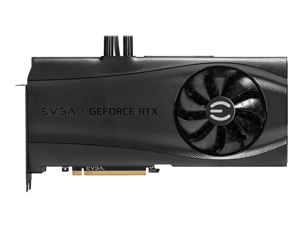 EVGA GeForce RTX 3080 FTW3 ULTRA HYBRID GAMING