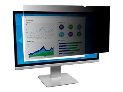 """3M Blickschutzfilter für 23,8"""" Breitbild-Monitor - Blickschutzfilter für Bildschirme - 60.5 cm wide (23,8 Zoll Breitbild)"""