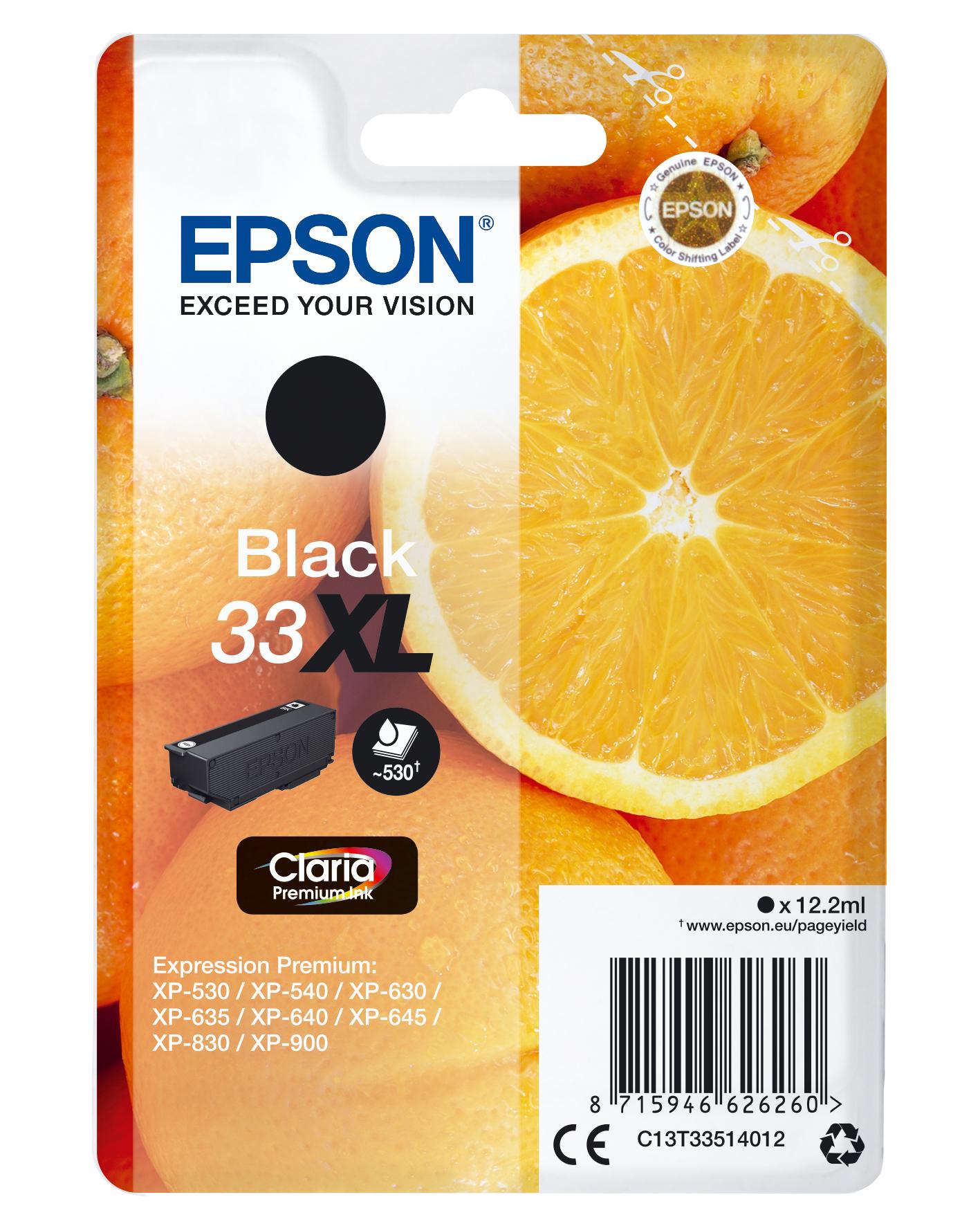 Epson C13T33514012