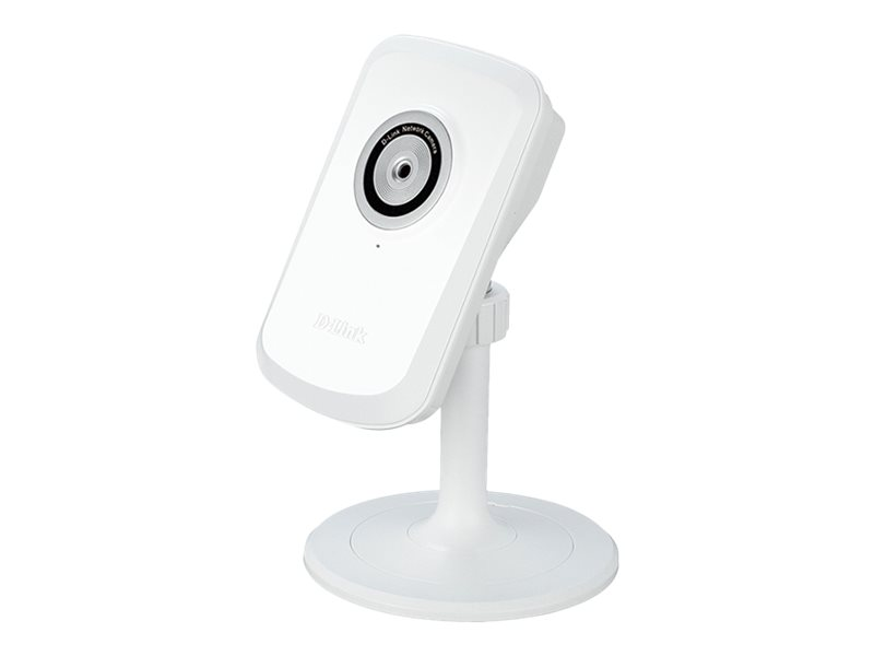 D-Link DCS 932L mydlink-enabled Wireless N IR Home Network Camera - Netzwerk-Überwachungskamera - Farbe (Tag&Nacht)