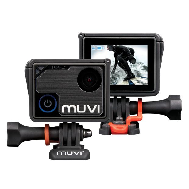 Veho KX-2 Pro - 4K Ultra HD - 30 fps - 1080p - 30 Mbit/s - 12 MP - LCD