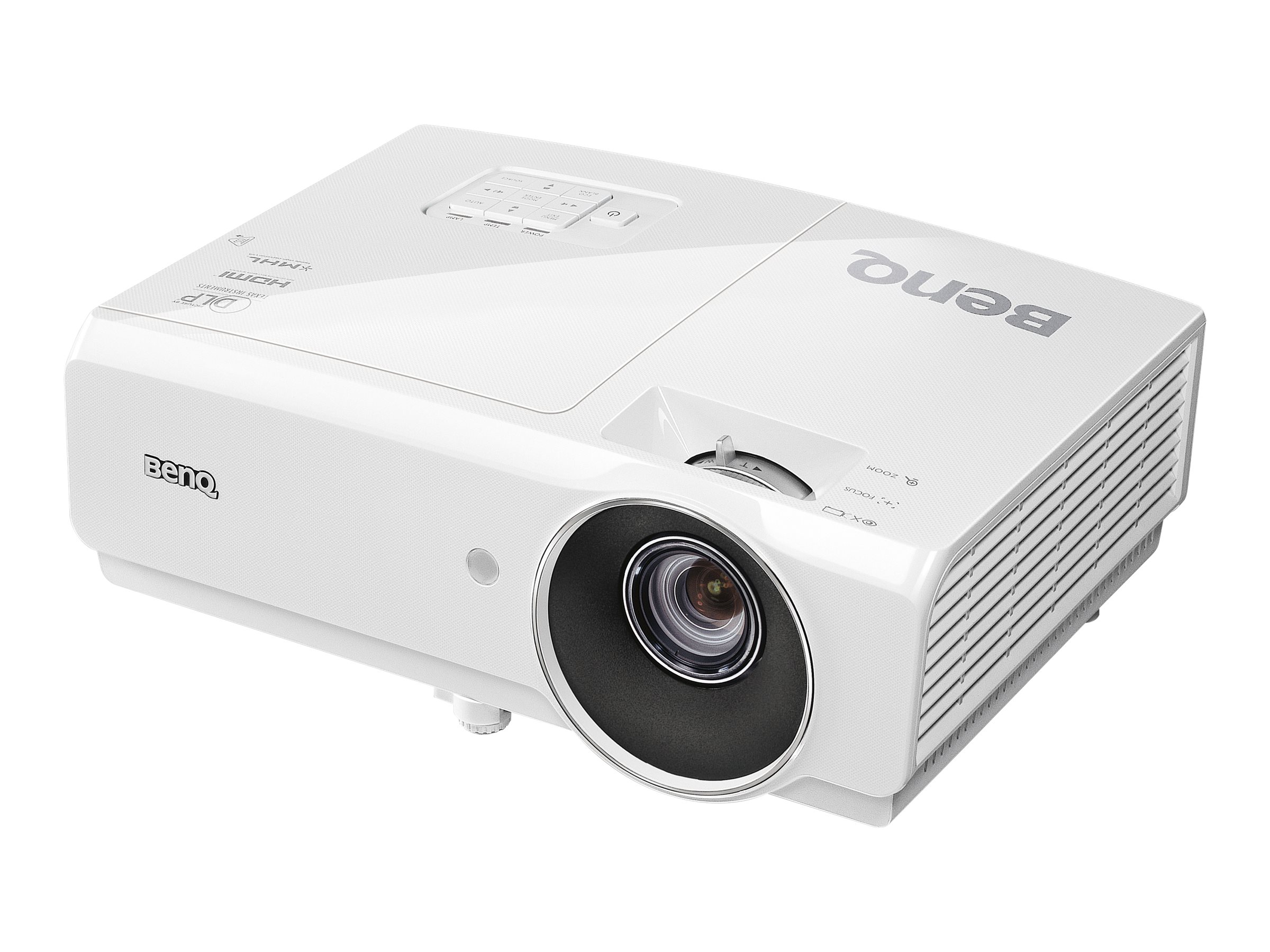 BenQ MH750 - DLP-Projektor - 3D - 4500 ANSI-Lumen - Full HD (1920 x 1080)
