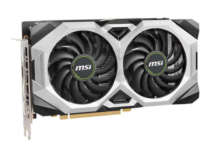MSI GeForce RTX 2060 VENTUS GP OC - Grafikkarten