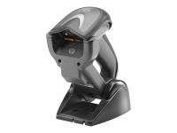 Kabelloser Barcodescanner - Tragbares Barcodelesegerät - 1D/2D - Laser - Kabellos - USB - 30 m