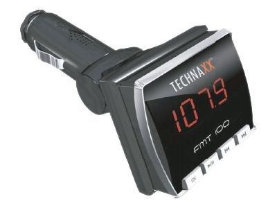 Technaxx FMT100 - FM-Transmitter für Handy