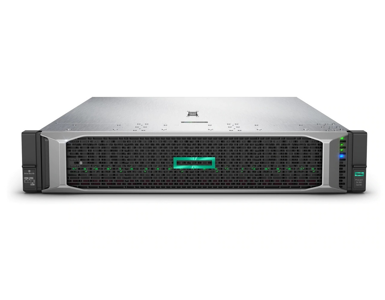 HP Enterprise ProLiant DL380 Gen10 4208 24SFF PERF WW - 2,1 GHz - 4208 - 32 GB - DDR4-SDRAM - 800 W - Rack (2U)