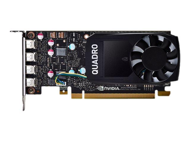 PNY NVIDIA Quadro P620 DVI V2 - Grafikkarten - Quadro P620