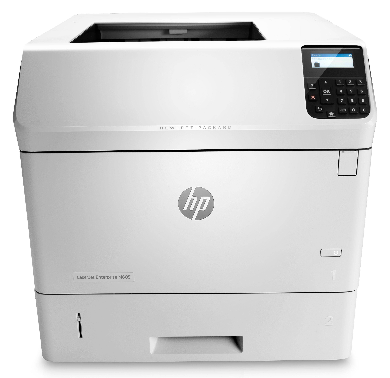 HP LaserJet Enterprise M605n, S/W-Laser, A4