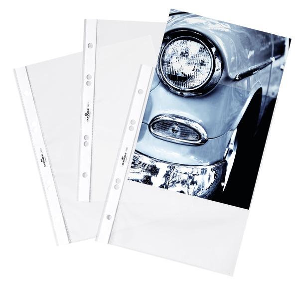 Durable 2651 - 150 x 210 mm (A5) - Transparent - Polypropylen (PP) - Porträt - Oben - 25 Stück(e)