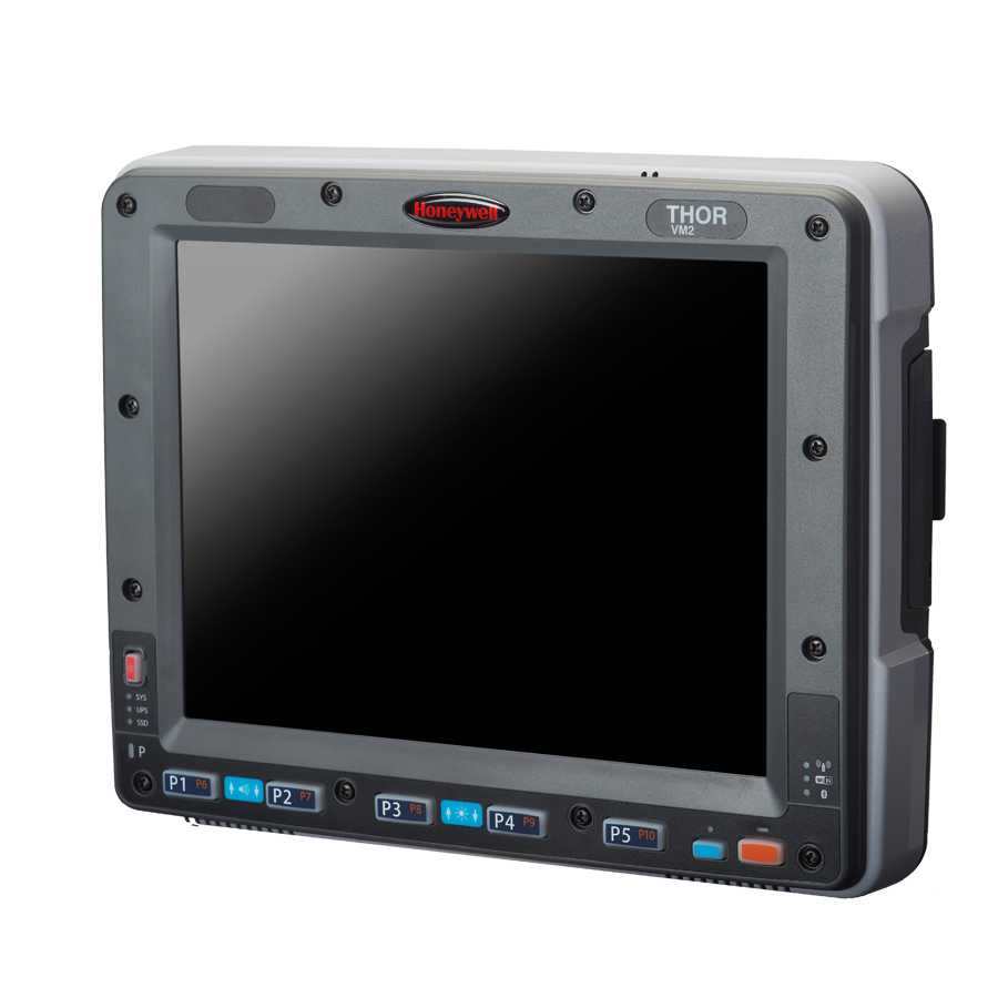 HONEYWELL Thor VM2 1GB 3G Schwarz - Grau Tablet