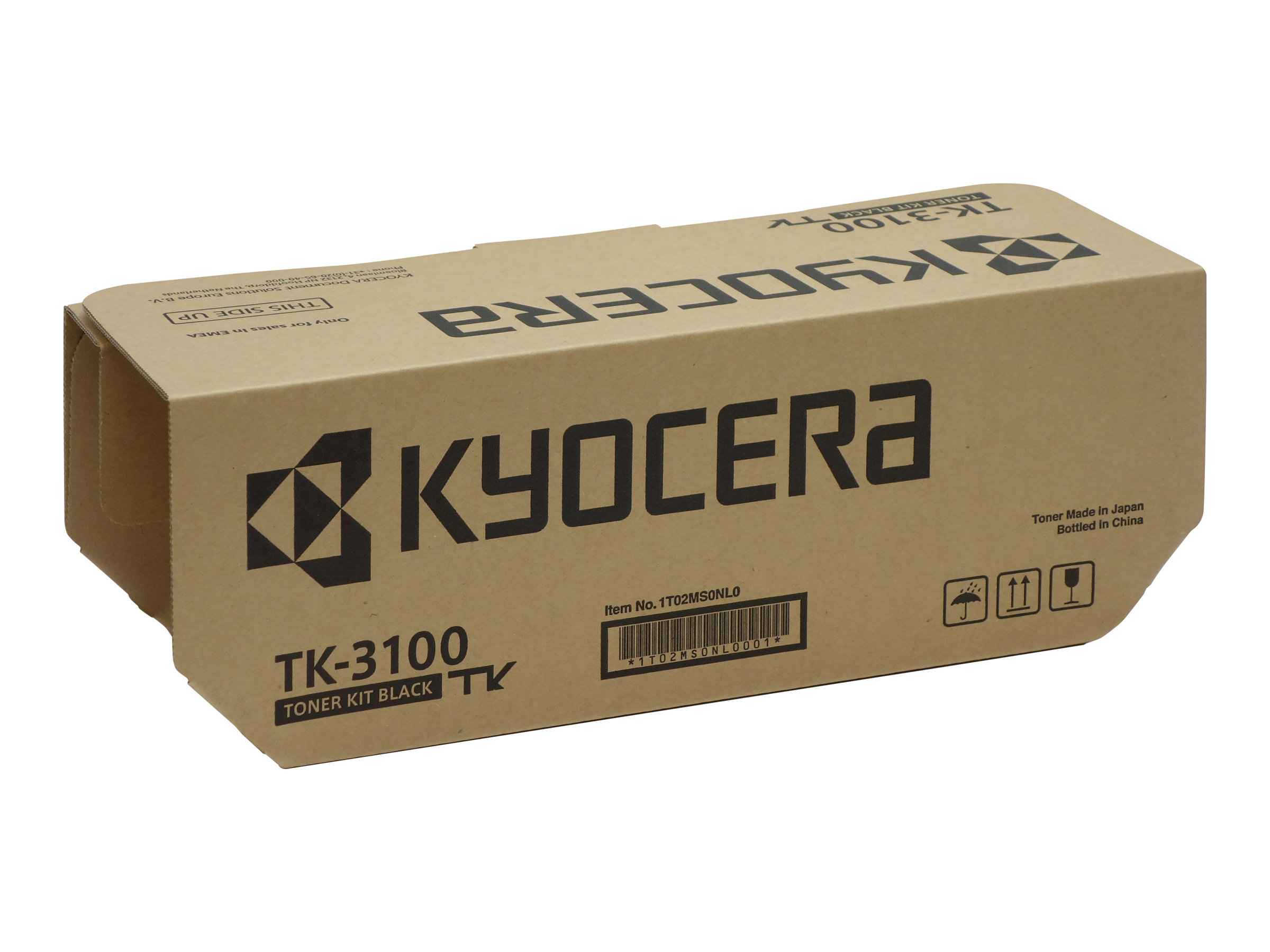 Kyocera TK 3100 - Schwarz - Original - Tonerpatrone