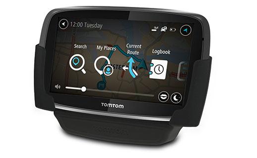 TomTom 9UKB.001.05 Auto Schwarz Halterung für Navigationssysteme