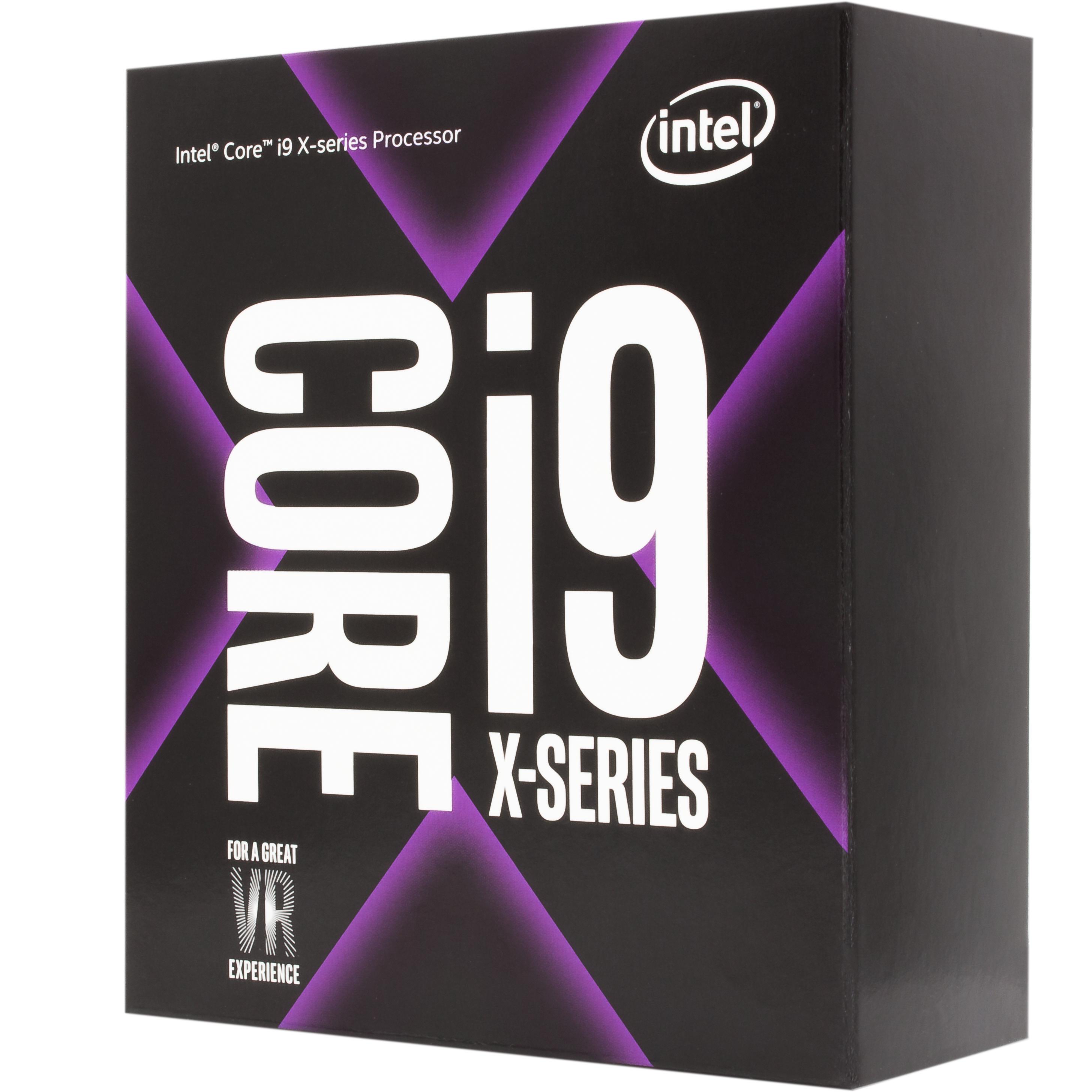 Intel Core i9 9940X X-series - 3.3 GHz - 14 Kerne