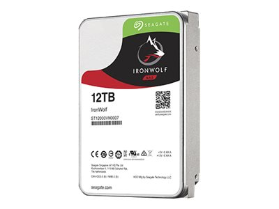 Preview: Seagate IronWolf ST12000VN0007