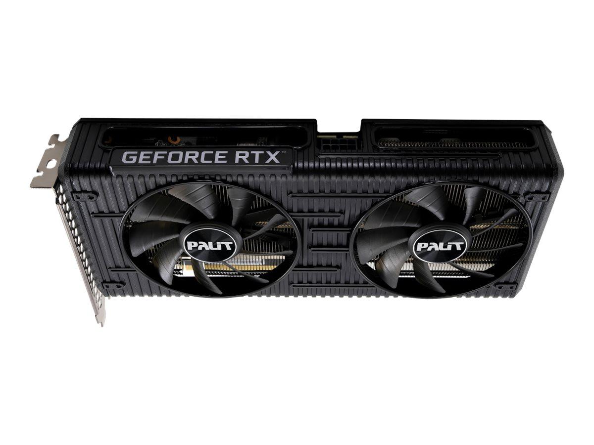 Vorschau: Palit GeForce RTX 3060 Dual - Grafikkarten - GF RTX 3060