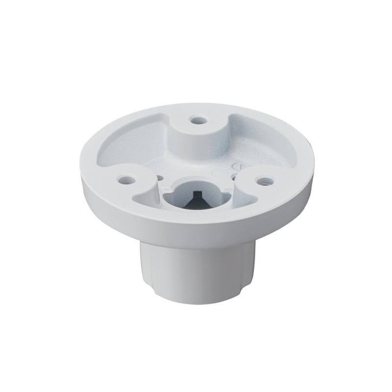 Patlite SZP-004W - Montageset - Stange - Weiß - PATLITE LR6-3USBK-RYG,LR6-USBK - 1 Stück(e)