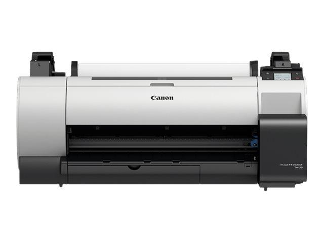 "Canon imagePROGRAF TA-20 - 610 mm (24"") Gro?formatdrucker - Farbe - Tintenstrahl - Rolle A1 (61,0 cm)"