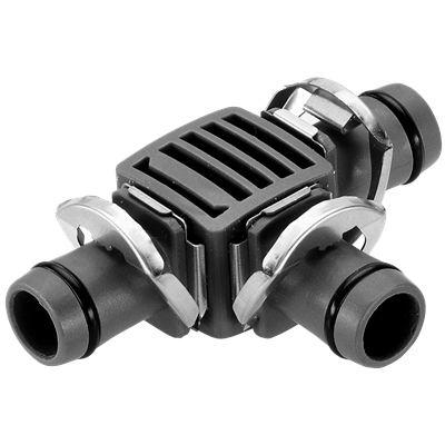 2x Gardena MDS Raccordo a T 1//2 8329 Micro-Drip-System 13 mm