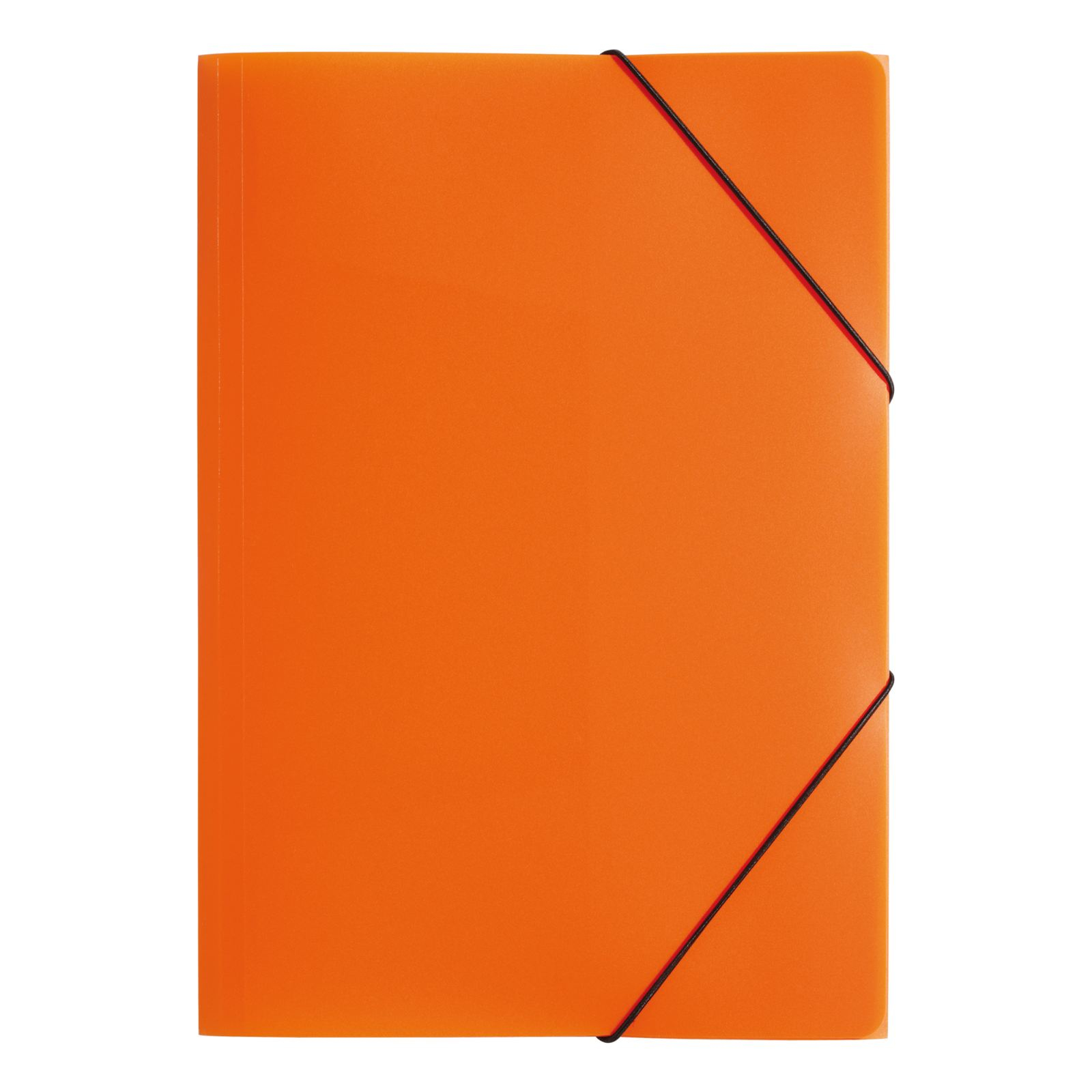 Pagna 21638-09 - A3 - Polypropylen (PP) - Orange - Gummiband - 5 Stück(e)