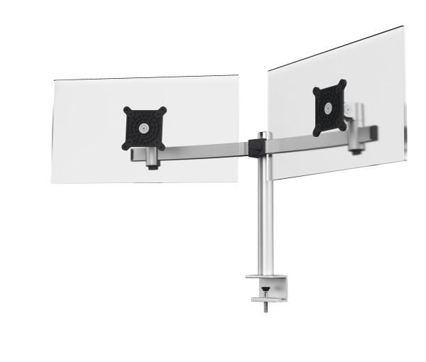 Vorschau: Durable 508523 - Klemme - 8 kg - 53,3 cm (21 Zoll) - 68,6 cm (27 Zoll) - 100 x 100 mm - Silber