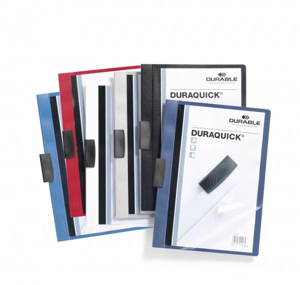 Durable Duraquick - Weiß - Kunststoff - 20 Blätter - A4 - 1 Stück(e)
