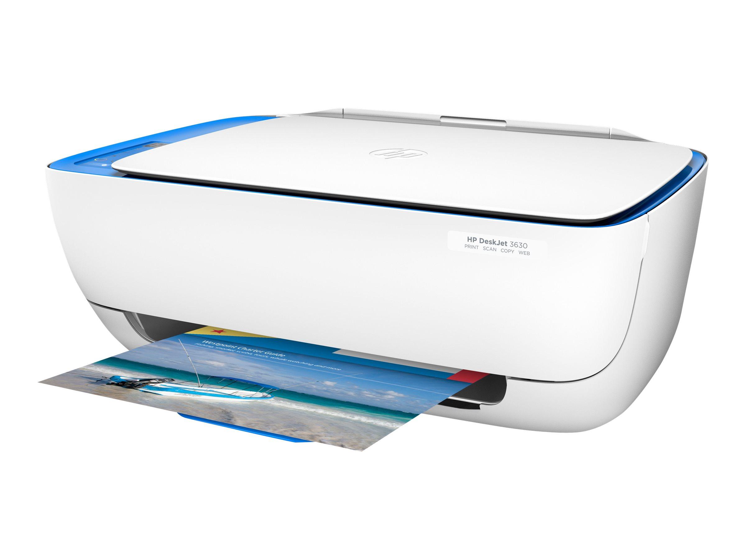 HP Deskjet 3637 All-in-One - Multifunktionsdrucker