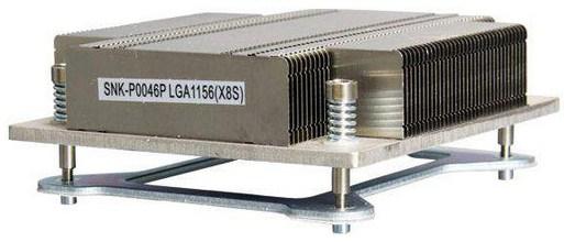 Supermicro SNK-P0046P - Prozessor-Luftkühler - (für: LGA1156)