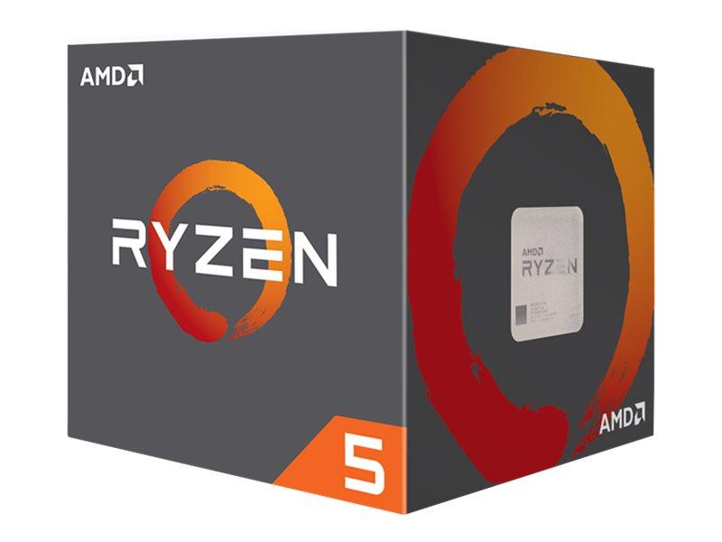 AMD Ryzen 5 1500X - 3.5 GHz - 4 cores