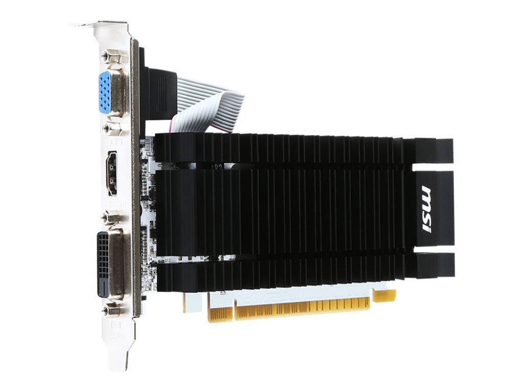 MSI N730-2GD3 - Grafikkarten - GF GT 730 - 2 GB DDR3
