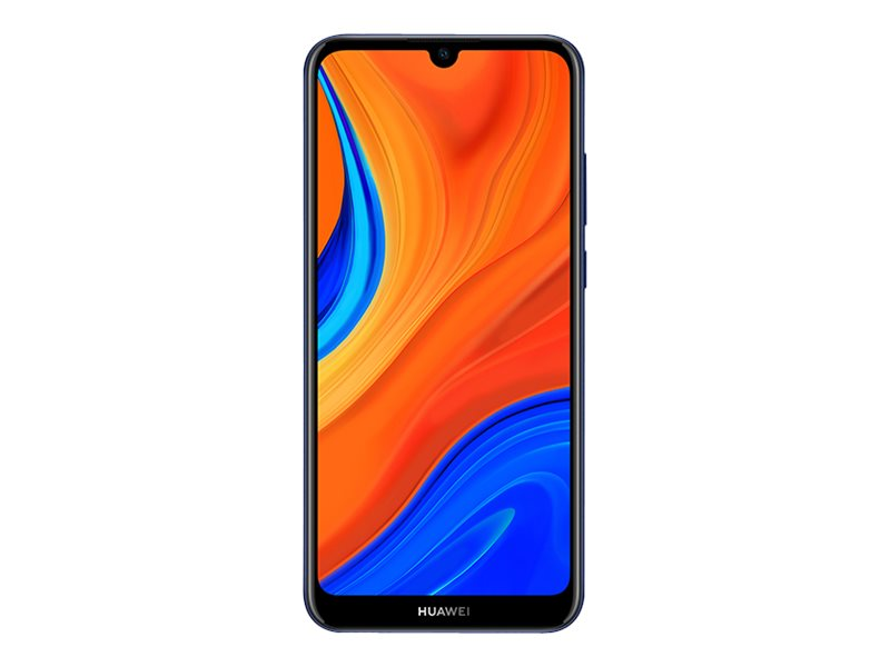 "Huawei Y6s - Smartphone - Dual-SIM - 4G LTE - 32 GB - microSDXC slot - GSM - 6.09"" - 1560 x 720 Pixel (283 ppi (Pixel pro Zoll))"
