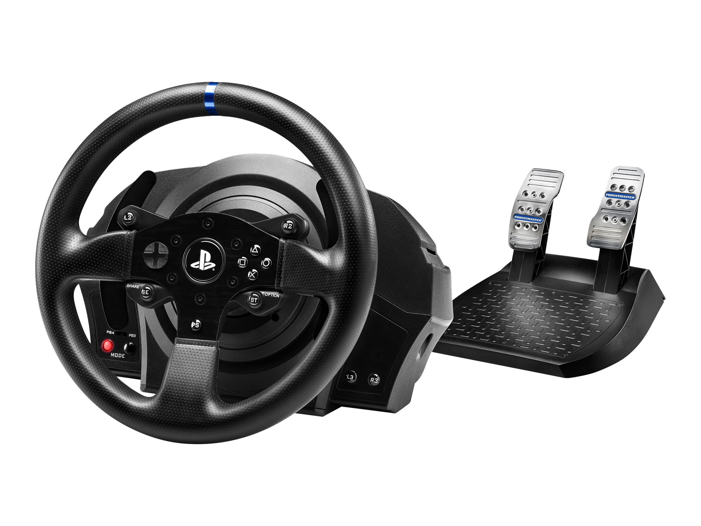 ThrustMaster T300 RS - Lenkrad- und Pedale-Set