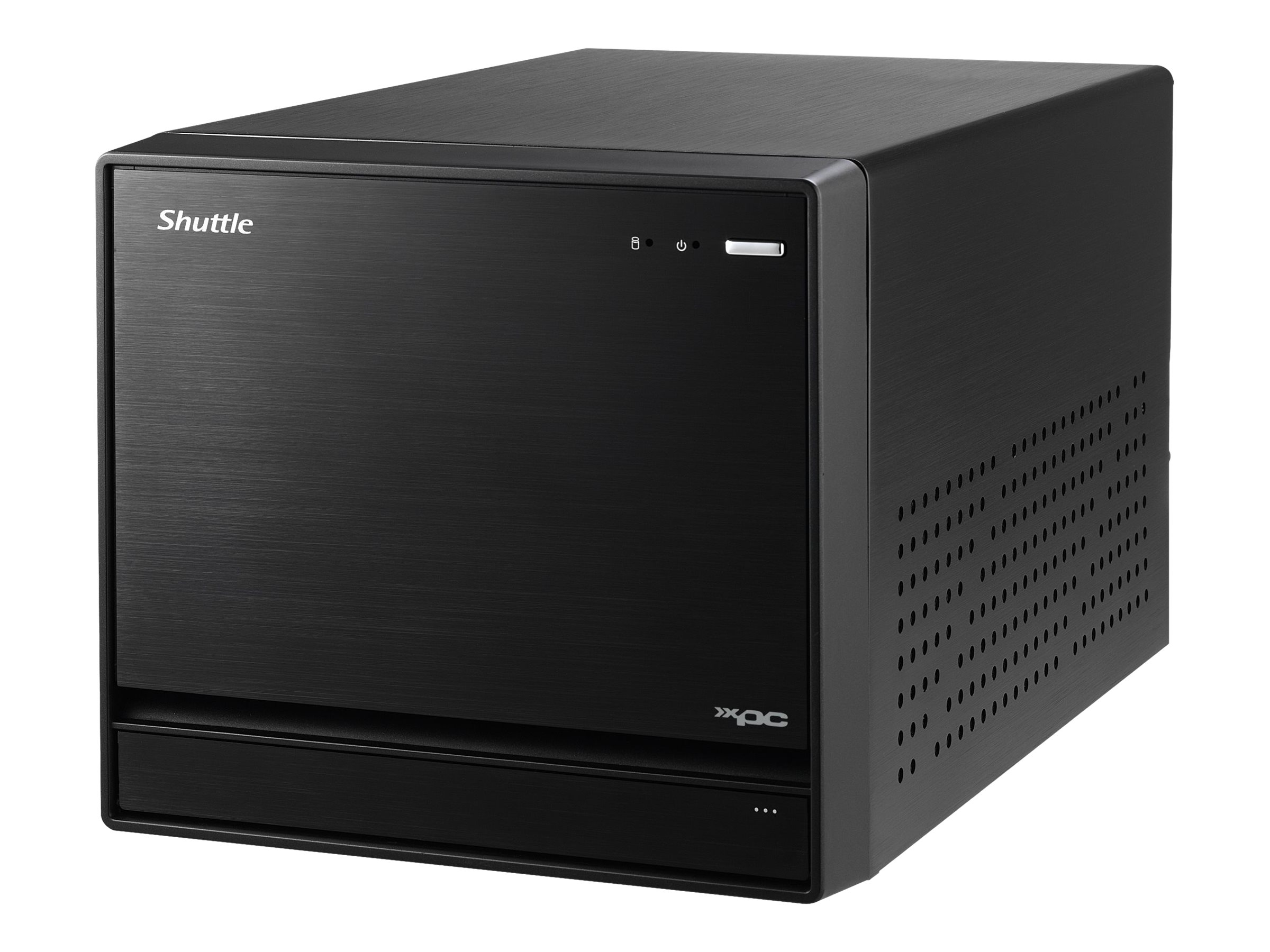 Shuttle XPC cube SH370R8 - Barebone - Mini-PC