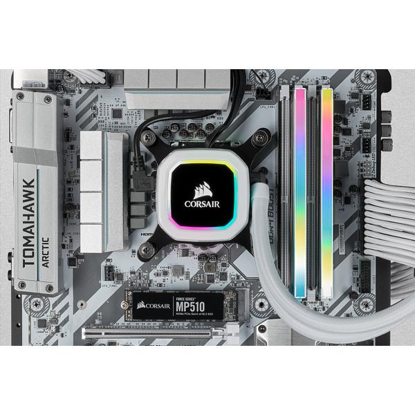 Corsair Vengeance RGB PRO SL - DDR4 - Kit - 16 GB: 2 x 8 GB