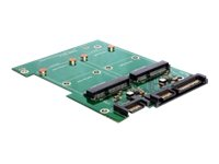 62480 Eingebaut mSATA Schnittstellenkarte/Adapter
