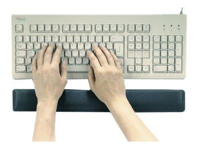 Durable Wrist Support with Gel - Tastatur-Handgelenkauflage