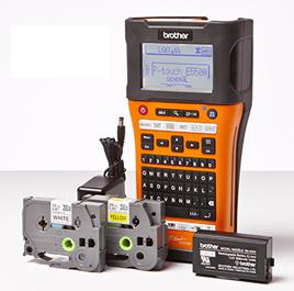 Brother P-touch E550WVP Beschriftungsgerät - Etiketten-/Labeldrucker - Thermotransferdruck