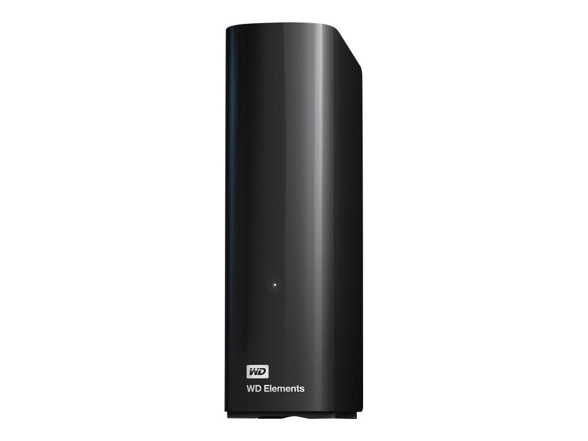 WD Elements Desktop WDBWLG0040HBK - Festplatte - 4 TB - extern (Stationär)