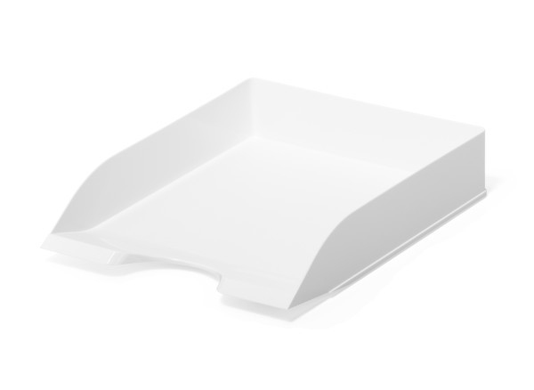 Durable 1701672010 - Kunststoff - Weiß - A4 - Papier - 253 mm - 33,7 cm