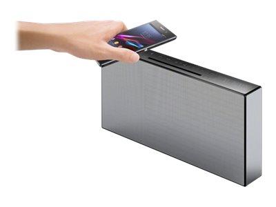 Sony CMT-X3CD - Audiosystem - wei?