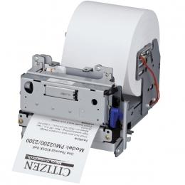 Citizen PHU102S 102 mm Durchmesser - Papier - Halter wird von der Seite her